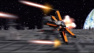 """LEGO """"The Last Jedi"""": Poe vs. Dreadnought"""