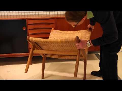 Sjældne Wegner stole / prototyper hos Lauritz.com