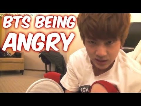 BTS - Evil / Savage /Angry Moments!