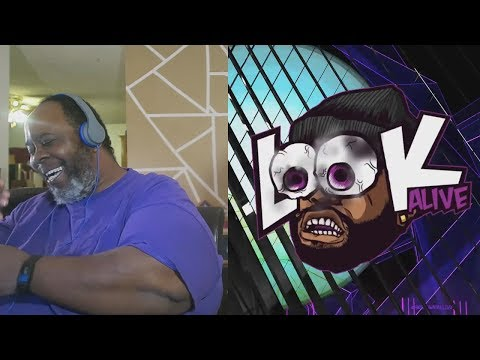 Dad Reacts to Joyner Lucas - Look Alive (Remix)