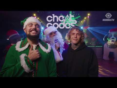 Cheat Codes for Cheat Codes X-mas Livestream (December 25, 2020)