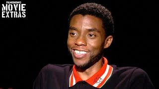 Marshall (2017) Chadwick Boseman talks about his experience making the movie