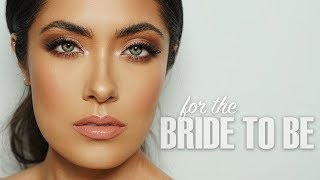 A Very Detailed Bridal Makeup Tutorial   Melissa Alatorre