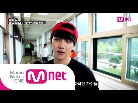 Mnet [EXO 902014] Ep.06: 백현 'DOC와 춤을' M/V 비하인드 공개!