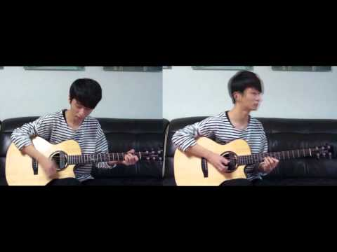 (Oasis) Don't Look Back In Anger - Sungha Jung