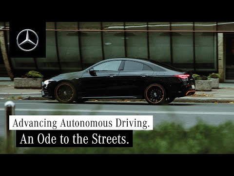 Mercedes-Benz Assistance Systems – Practice until Perfection