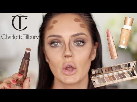 Applying $1,100 Worth Of Charlotte Tilbury Makeup! Glam Chloe Morello