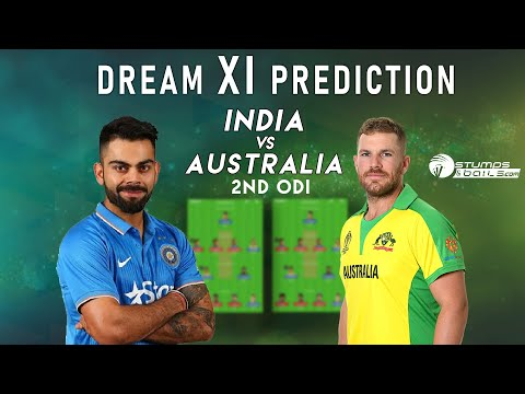 Ind Vs Aus 2nd ODI Cricket match