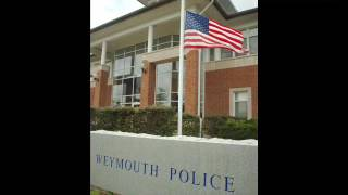 Scanner audio: Weymouth police respond to woman in ravine calling for help