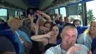 Kix Party Bus to Kenny