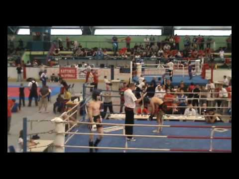 Игорь Фрунзе на Кубке Мира по Кикбоксингу