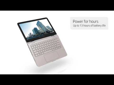 HP Spectre Pro x360 G2 Overview