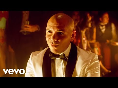 Pitbull - Fireball ft. John Ryan (Official Video)