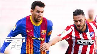 Barcelona vs. Atletico Madrid reaction: La Liga Predictions go out the window! | ESPN FC
