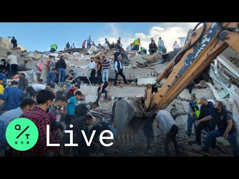 LIVE: At Least 7 Dead After Aegean Sea Earthquake Destroys Buildings in Turkey and Greece