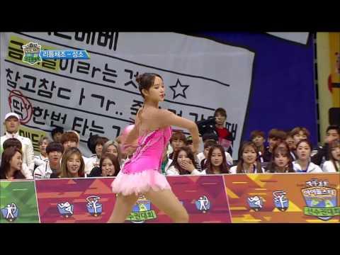 【TVPP】 Cheng Xiao(WJSN) – Rhythmic Gymnastics, 성소(우주소녀) – 금메달 획득한 리듬체조!! @ISAC 2016