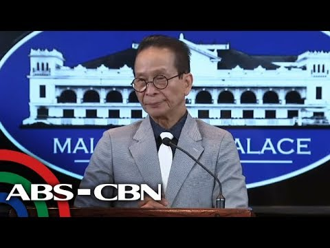 Duterte's 2019 ouster Reds' priority? Joma 'an illusionist,' says Palace