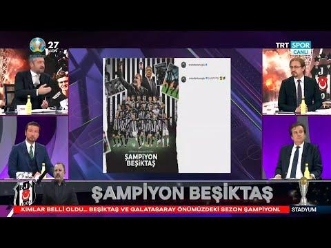 STADYUM |Şampiyon Beşiktaş! Kutlamalar, şampiyonluk yorumları, Sergen Yalçın, Rachid Ghezzal…