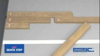 Quick Step Laminate Installation, How To Lay Laminate Flooring Quick Step