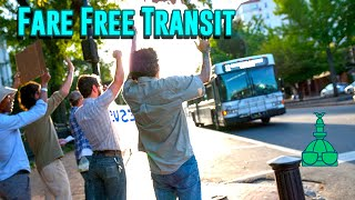Fare Free Transit: It just makes sense
