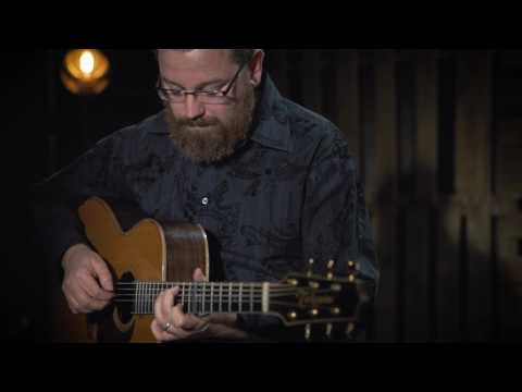 Lance Allen of Smyrna, TN, surprises as his fingers fly above his guitar and he shares an original Celtic composition.