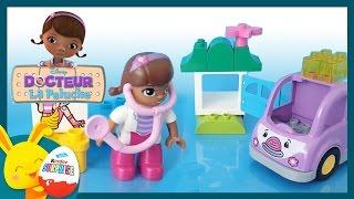 Docteur La Peluche Lego Duplo - Jouet pour enfants - Titounis - Touni Toys