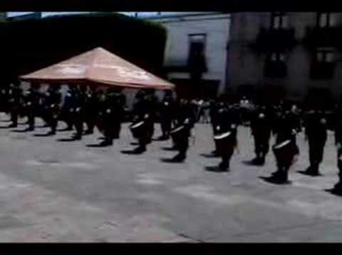 BANDA DE GUERRA AGUILAS DORADAS