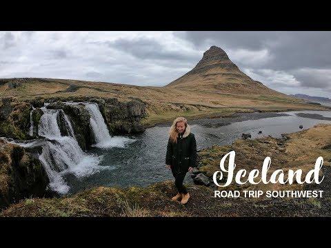 Southwest Iceland Road Trip 2018
