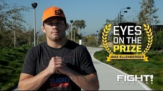 Jake Ellenberger: Eyes on the Prize