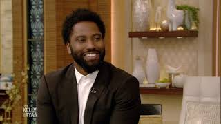 John David Washington Talks About His Brief Time in the NFL