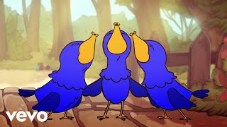 Bob Marley & The Wailers - Three Little Birds (Official Video)