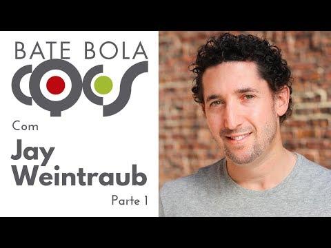 Imagem post: Bate Bola – Jay Weintraub – Parte 1