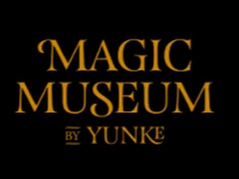 MAGIC MUSEUM by YUNKE