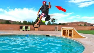 BACKYARD Fun RAMP!!