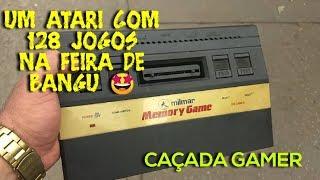 Memory Game, um clone do Atari com 128 jogos na memória...