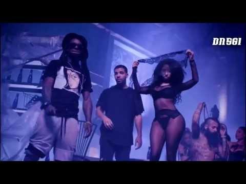Nicki Minaj ft. Drake, Chris Brown & Lil Wayne- Only (Official Video)