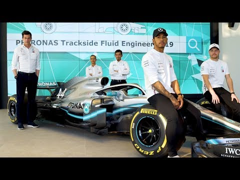 PETRONAS Announces New Trackside Fluid Engineer!