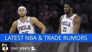 NBA Rumors & News: LeBron Returns To Practice, Durant Wants To Make Bank, Knicks Trade Rumors