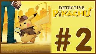 Detective Pikachu - Murkrow Attack! (2)