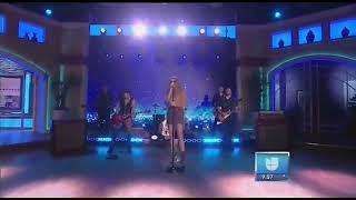 Paulina Rubio - Desire (live despierta América del 2018)