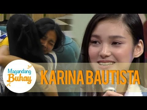 Magandang Buhay: Karina says she is not perfect