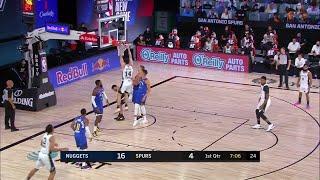 1st Quarter, One Box Video: San Antonio Spurs vs. Denver Nuggets