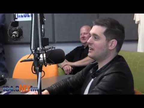 MICHAEL BUBLE - Full interview on 104.3MYfm (w/ Subtitles & HD ...