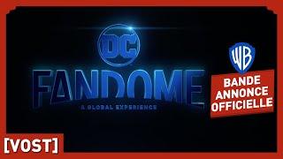 Dc fandome :  bande-annonce