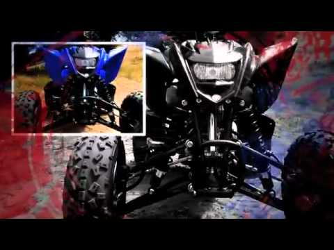Raptor 125, Yamaha