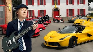 [AC/DC] Angus Young's Lifestyle ★ 2020
