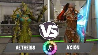Aetheris vs Axion [Comparison] Counter-Strike Nexon: Zombies