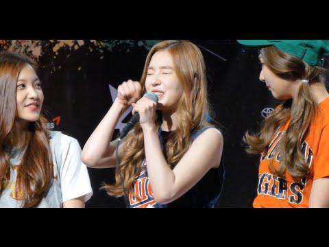 [KCON:LA 2015] Red Velvet Fan Engagement (Aegyo)