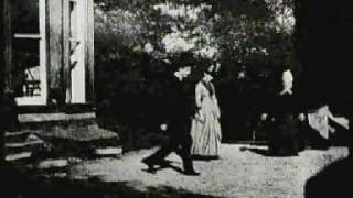 1888 Roundhay Garden Scene, first surviving film by Louis Le Prince