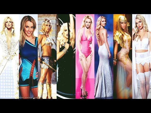 Britney Spears ALL commercials (1993-2018)